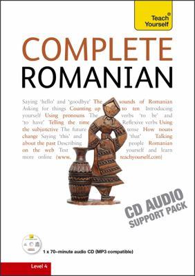 Teach Yourself Complete Romanian 9781444105605