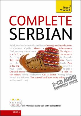 Complete Serbian: Teach Yourself 9781444102413