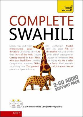 Teach Yourself Complete Swahili 9781444105636