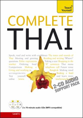 Teach Yourself Complete Thai 9781444101928
