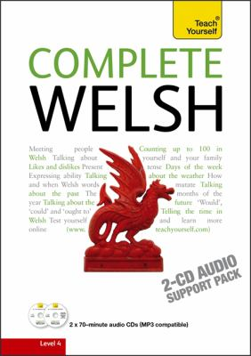 Teach Yourself Complete Welsh 9781444102444