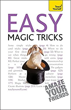 Easy Magic Tricks 9781444107289
