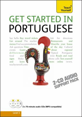 Get Started in Portuguese: Teach Yourself 9781444105544