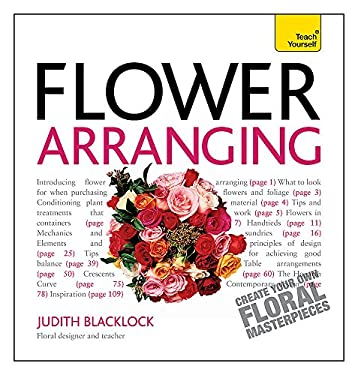 Flower Arranging a Teach Yourself Guide 9781444102789
