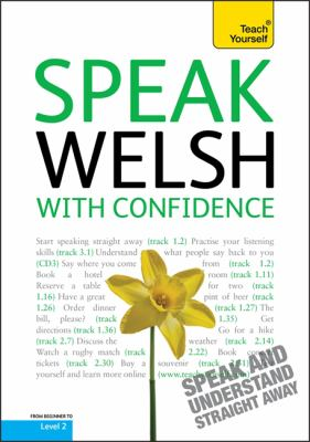 Speak Welsh with Confidence: Teach Yourself 9781444103427