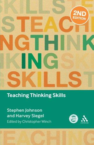 Teaching Thinking Skills 9781441186560
