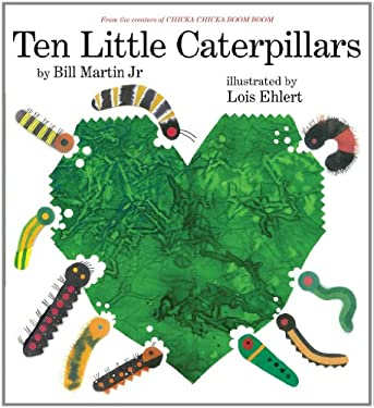 Ten Little Caterpillars 9781442433854