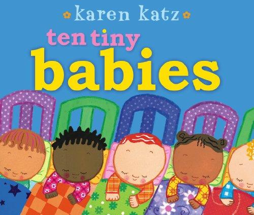 Ten Tiny Babies as book, audiobook or ebook.