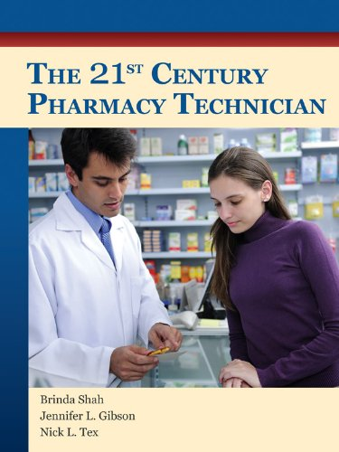 The 21st Century Pharmacy Technician 9781449632267