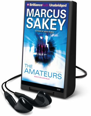 The Amateurs [With Earbuds] 9781441802729