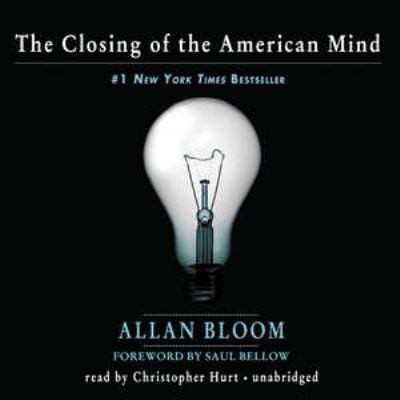 The Closing of the American Mind 9781441746146