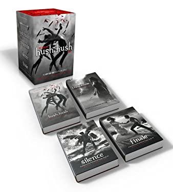 The Complete Hush, Hush Saga: Hush, Hush; Crescendo; Silence; Finale 9781442473720