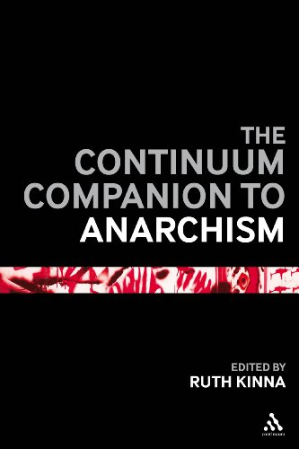 The Continuum Companion to Anarchism 9781441172129