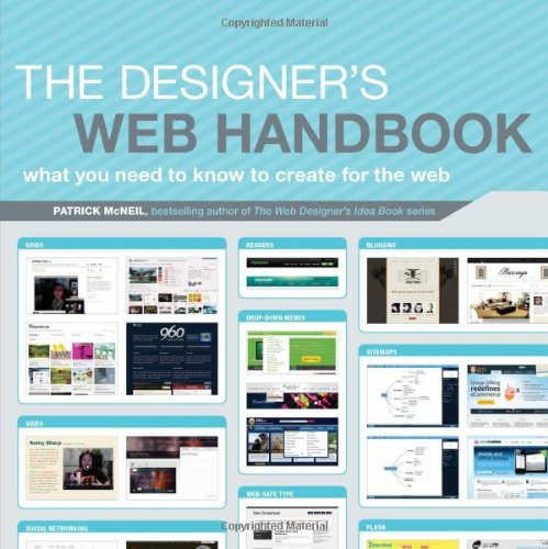 The Designer's Web Handbook: What You Need to Know to Create for the Web 9781440314414