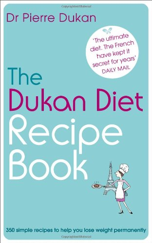 The Dukan Diet Recipe Book 9781444710359