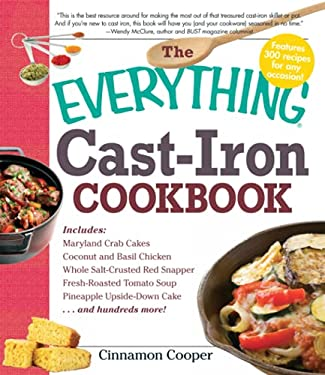 The Everything Cast-Iron Cookbook 9781440502255