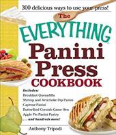 The Everything Panini Press Cookbook 13327832