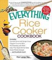 The Everything Rice Cooker Cookbook 6728918