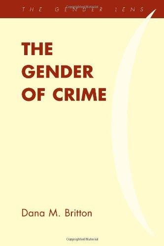 The Gender of Crime 9781442209695