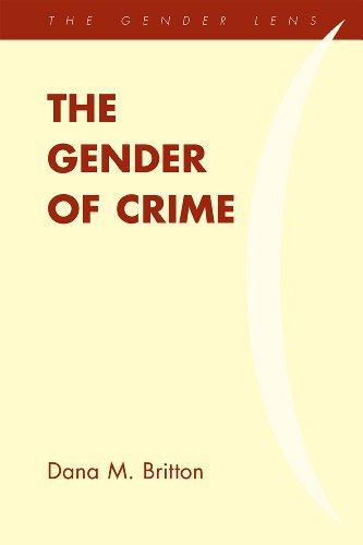 The Gender of Crime 9781442209701