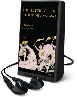 The History of the Peloponnesian War [With Earbuds]