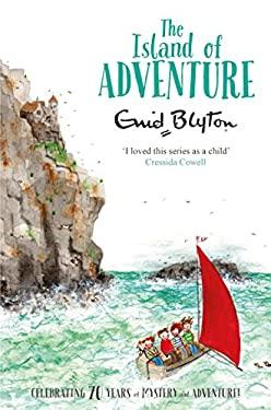 The Island of Adventure (Adventure Series) by Enid Blyton