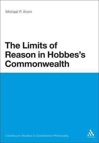 The Limits of Reason in Hobbes's Commonwealth 9781441182616