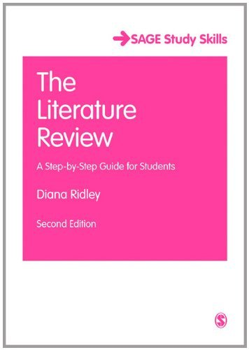The Literature Review: A Step-By-Step Guide for Students 9781446201435