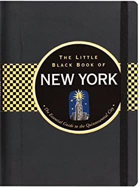 The Little Black Book of New York 9781441303455