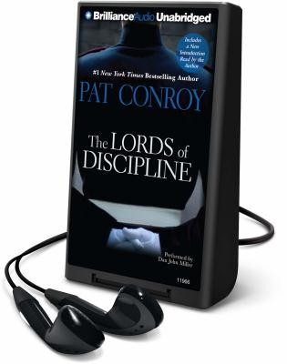 The Lords of Discipline [With Earbuds] 9781441860682
