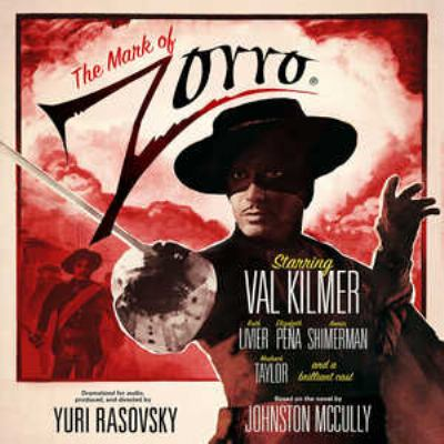 The Mark of Zorro 9781441728876