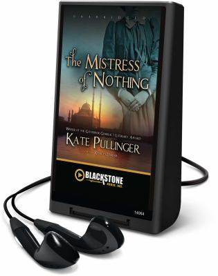The Mistress of Nothing [With Earbuds] 9781441771612