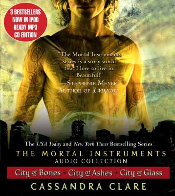 The Mortal Instruments Audio Collection: City of Bones/City of Ashes/City of Glass