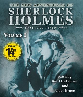 The New Adventures of Sherlock Holmes Collection, Volume I 9781442300194