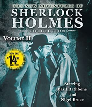 The New Adventures of Sherlock Holmes Collection, Volume II 9781442300200
