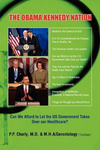 The Obama Kennedy Nation 9781441571618