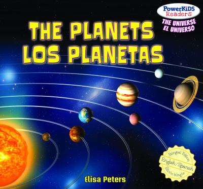The Planets/Los Planetas 9781448878253