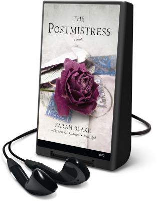 The Postmistress [With Earbuds] 9781441725776