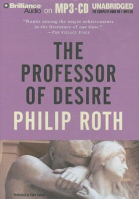 The Professor of Desire 9781441805478