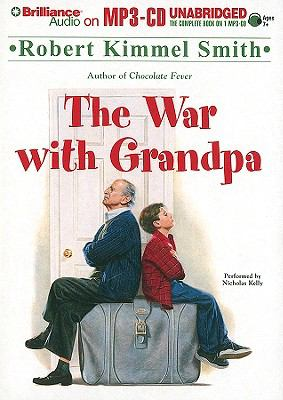 The War with Grandpa 9781441859495