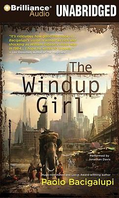 The Windup Girl 9781441866868