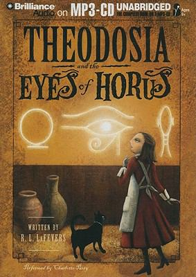 Theodosia and the Eyes of Horus 9781441851741