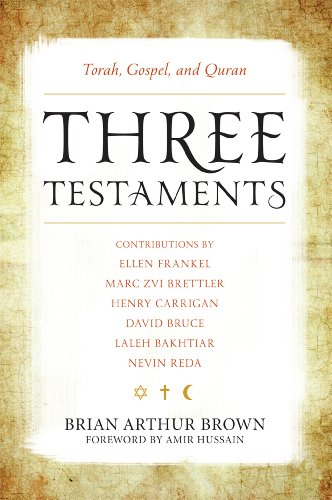 Three Testaments: Torah, Gospel, and Quran 9781442214927