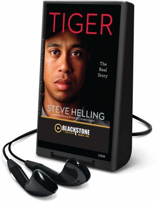 Tiger: The Real Story [With Earbuds] 9781441752468