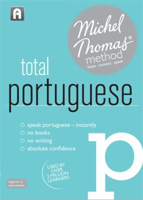 Total Portuguese with the Michel Thomas Method 9781444138061