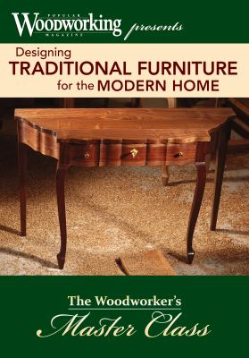 Traditional Furniture: The Best of Woodworking in Action 9781440326325