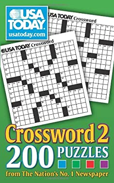 USA Today Crossword 2: 200 Puzzles from the Nation's No. 1 Newspaper 9781449403133