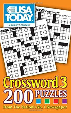 USA Today Crossword 3: 200 Puzzles from the Nation's No. 1 Newspaper 9781449418274