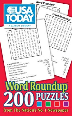 USA Today Word Roundup: 200 Puzzles from the Nation's No. 1 Newspaper 9781449418281