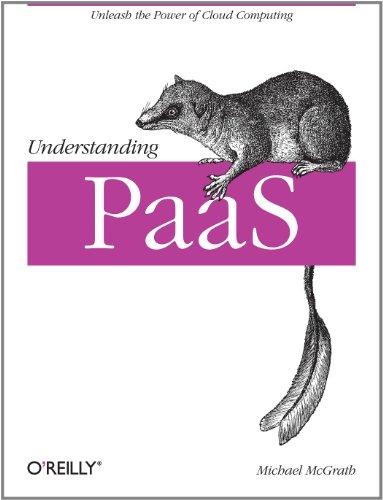 Understanding Paas 9781449323424
